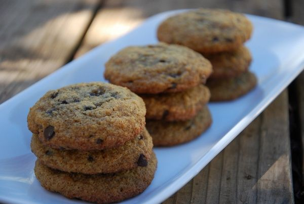 ... of coconut sugar and maple syrup make these cookies TO DIE FOR
