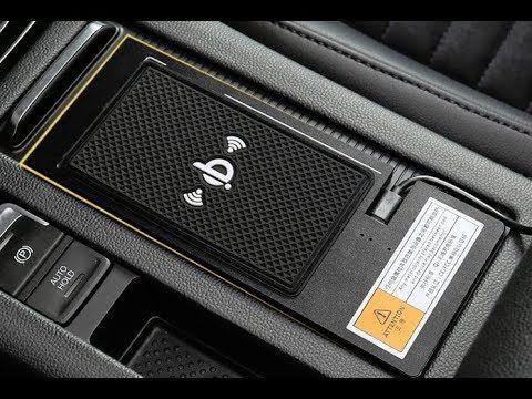 VW Passat B8   WIRELESS mobile PHONE charger RETROFIT   VW