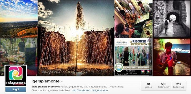 Instagramers Piemonte, come ti scatto il territorio - Intervista Nicola Pasianot