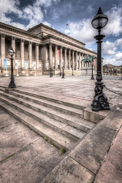 St Georges Hall, Liverpool by Mark Carline, via Flickr