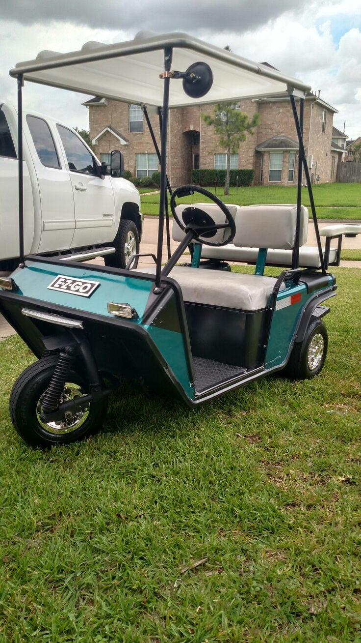 37 Best 3 Wheel Ezgo Marathon Golf Cart Images On