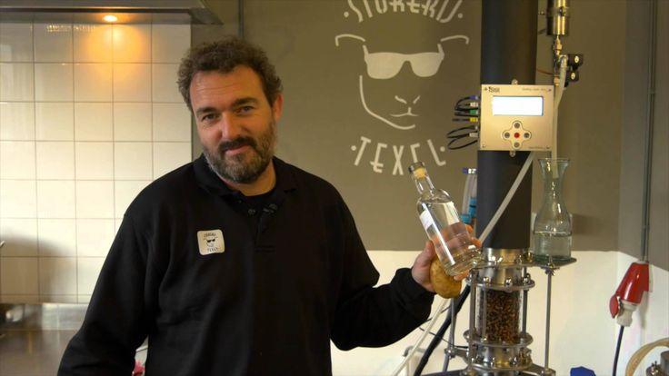 Nieuw: Stokerij Texel! Van aardappel naar sterke drank, hoe doe je dat? De mannen van de stokerij vertellen alles over het productieproces.