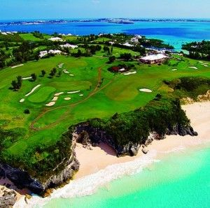 Mid Ocean Golf Club, Bermuda.  June and I always golfed at St. George's Golf Club.