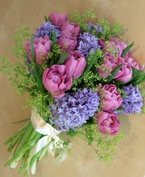 Wedding Flowers With Hyacinth - The Wedding SpecialistsThe Wedding Specialists