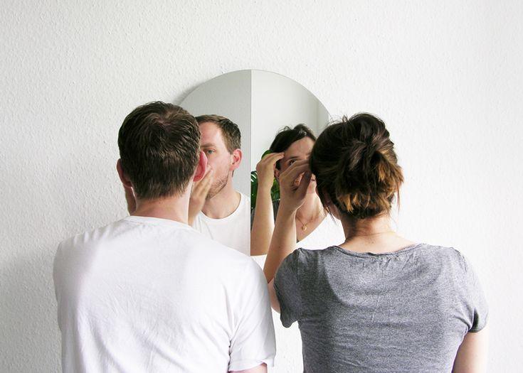 Mirror #180 by Halb/Halb