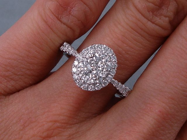 1000 ideas about cluster rings on