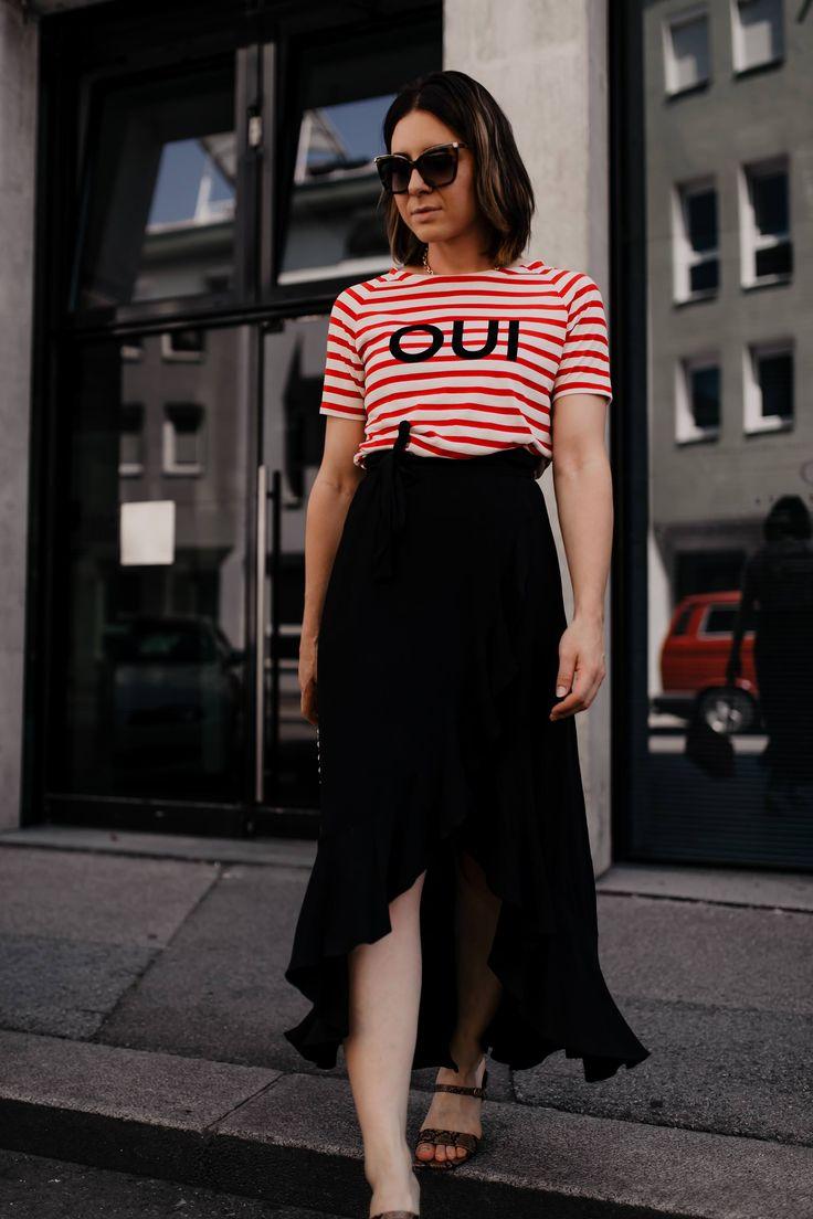 Must-have: Schöne Wickelröcke für deine Sommer Outfits!