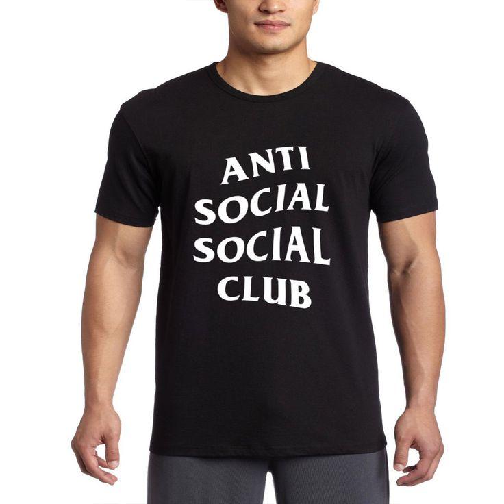 New anti social social club jk collection for cute Women - Mens T-Shirt S-2XL  #Gildan #BasicTee