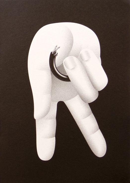 Big Mouth zine by Jonathan Zawada
