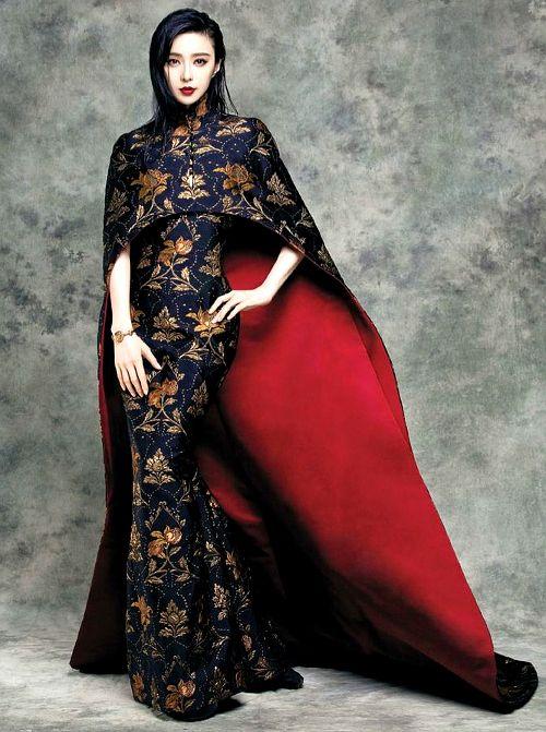 Fan Bingbing Vogue Taiwan September 2015