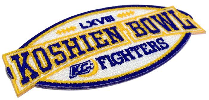 FIGHTERS 2013年度 68th 甲子園ボウル 刺繍ワッペン