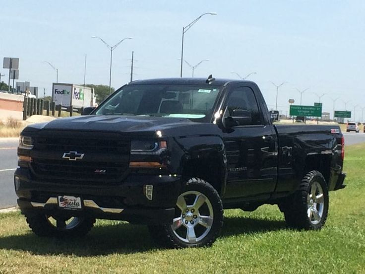chevy 1500 single cab lifted