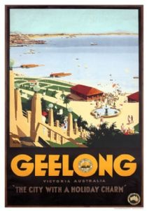 Geelong, The City with a Holiday Charm. Australia