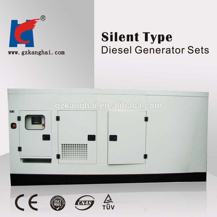 China Factory Generating Electric Power Price 250KVA Silent diesel generator silent generator 230v