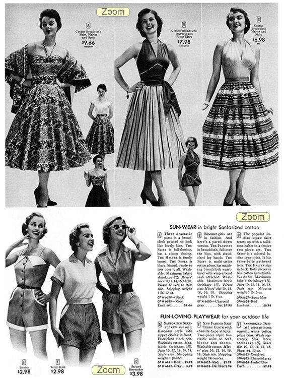 Welcome To Dover Publications Everyday Fashions Of The
