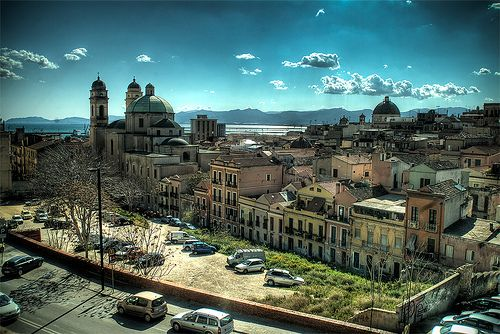 Cagliari I love you!