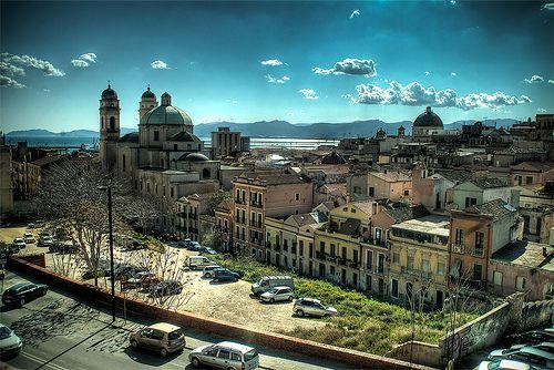 Cagliari, Sardegna, Italy.
