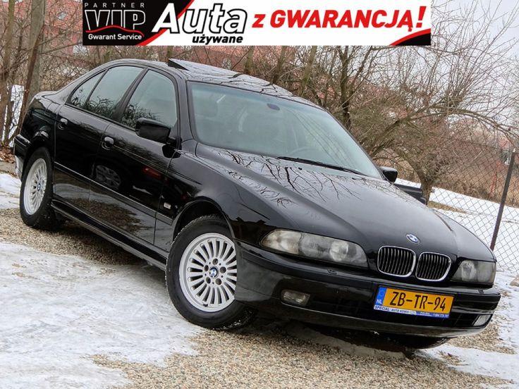 BMW 528 - 193PS-Skóra-Xenon-Shadow-Szyberdach-GWARANCJA-Rej256zł  http://auto-web.pl/