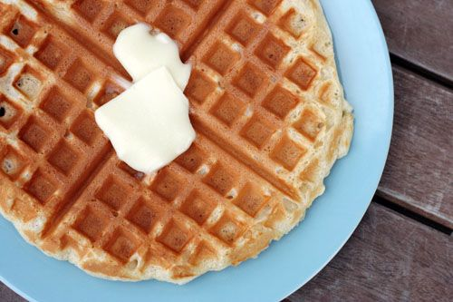 My most favorite go-to waffle recipe! from @AbdulAziz Bukhamseen Week for Dinner
