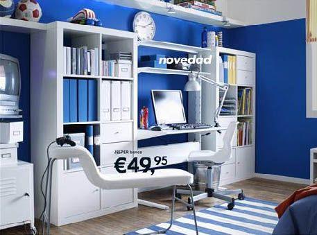 Dormitorios Juveniles Con Muebles De Ikea Buscar Con