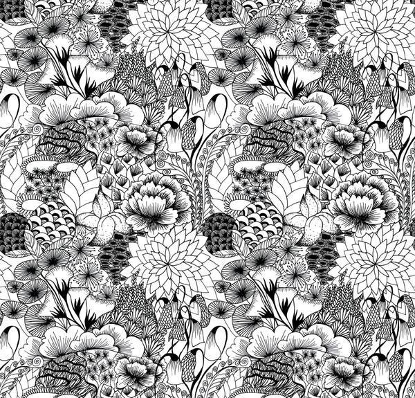 Bloom - Monochrome