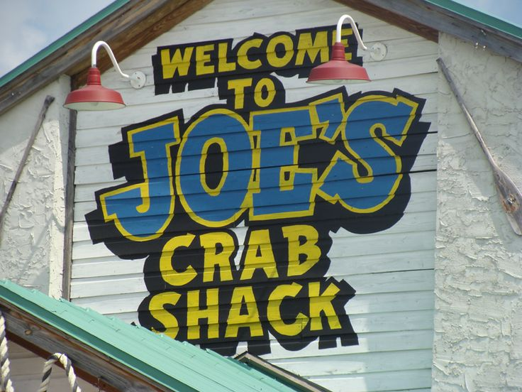 Joes Crab Shack, Seafood Restaurant located in Deer Park NY.