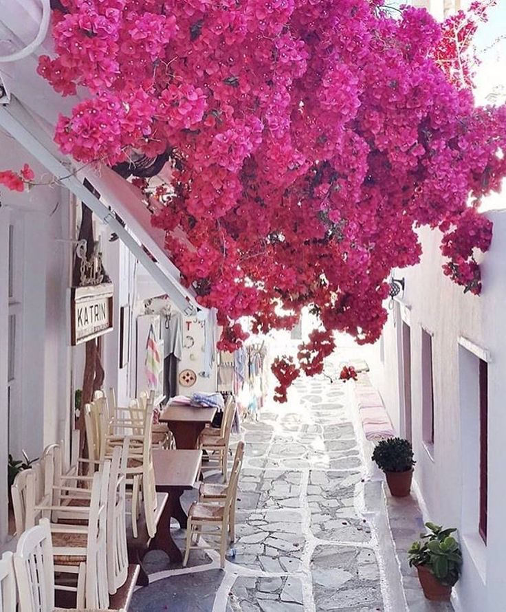*Mykonos, Greece
