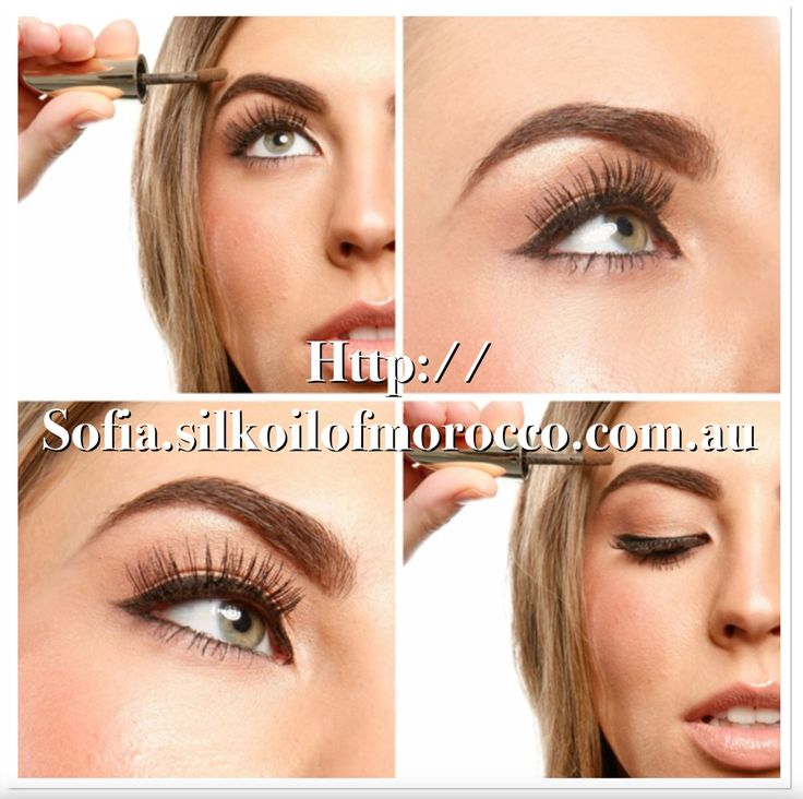 Silk Fibre Brow Enhancer - http://www.silkoilofmorocco.com.au/product/fibre-brow-enhancer/?soom_utm_source=100011
