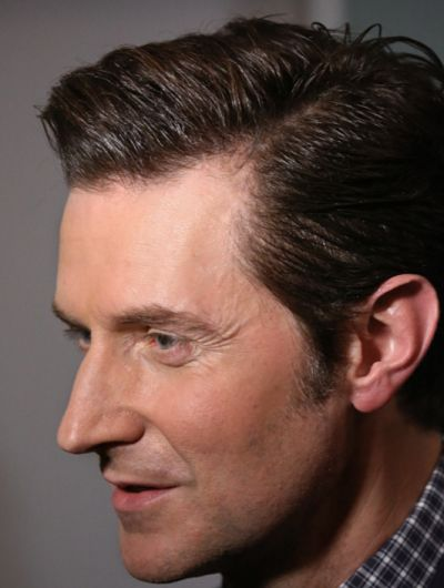 Richard Armitage attends the Off-Broadway Opening... - Richard Armitage Only