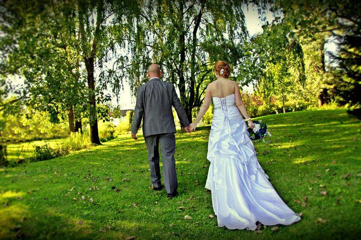 Décor bucolique, mariage magnifique