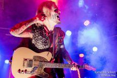 There are few guitarists of this generation that are as notable as John 5. Perhaps most famously known as Rob Zombie's current guitarist, John 5 has a strong following of his own. Performing at the Whisky with his side project, John 5 and the Creatures, he was a delight to see up close and... #Gallery, #John, #Photo, #Whisky Photo Gallery: John 5 @ The Whisky  http://richcontent.xyz/photo-gallery-john-5-the-whisky/