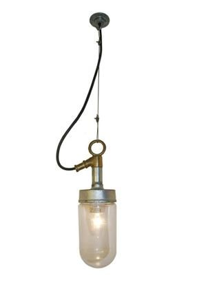 Well glass pendant, Industrial pendants, Industrial lighting, Classic and period lighting, Holloways of Ludlow
