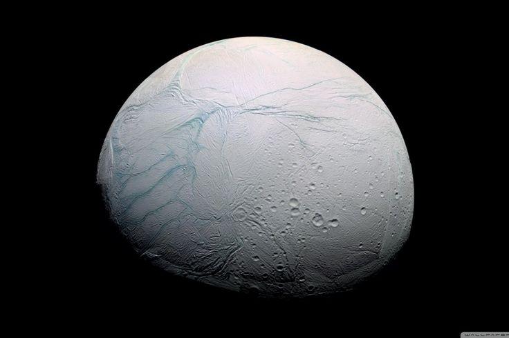 Encelade, satellite de Saturne