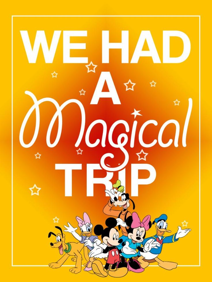 "We had a Magical Trip - Project Life Filler Card - Scrapbooking ~~~~~~~~~ Size: 3x4"" @ 300 dpi. This card is **Personal use only - NOT for sale/resale** Clipart belongs to Disney. Fonts are Coolvetica www.dafont.com/coolvetica.font and GiddyupStd www.fontzone.net/font-details/giddyupstd ***"