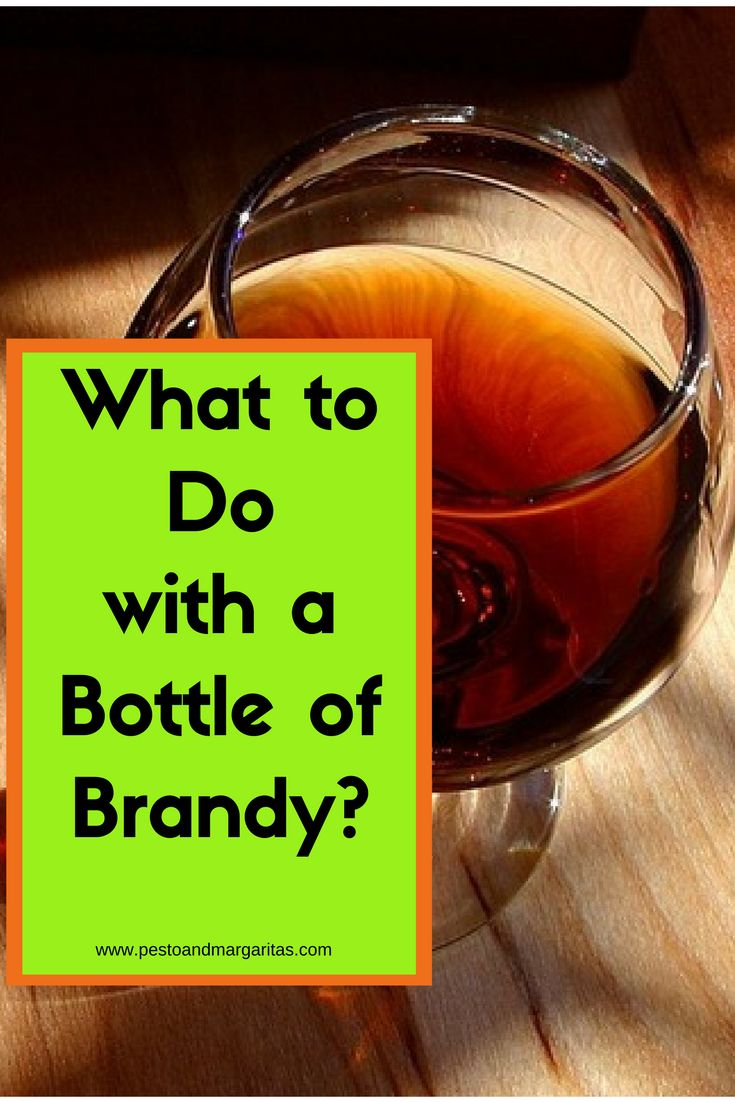 Brandy is a classic spirit and one of the best to cook with.  It features in traditional sauces such as Brandy Sauce and in Eggnog as well as loads of tasty cocktails.  But what makes brandy?  And what is the difference with cognac? http://pestoandmargaritas.com/bottle-of-brandy/
