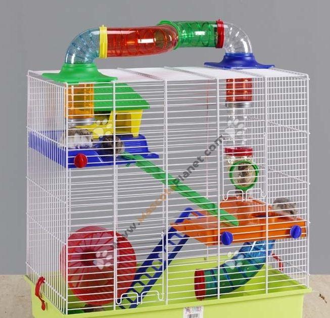 Jaula para hamsters