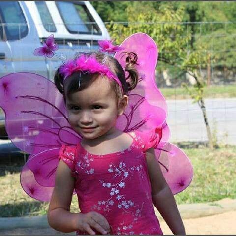 My beautiful butterfly Leani