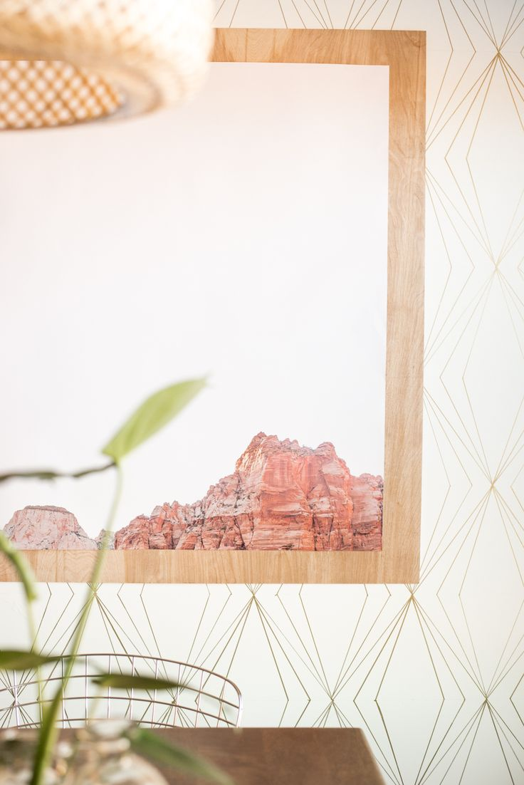 DIY Gold Sharpie Wall - www.homeology.co.za