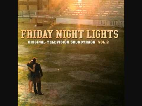 W.G. Snuffy Walden - Friday Night Lights Theme [HQ], so much emotion I don't know what to feel.