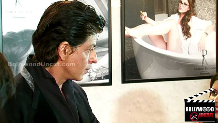 Shahrukh Khan SLAMS Reporter For Rajnikanth