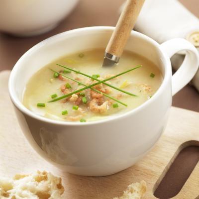 Recept voor een lekker romige soep