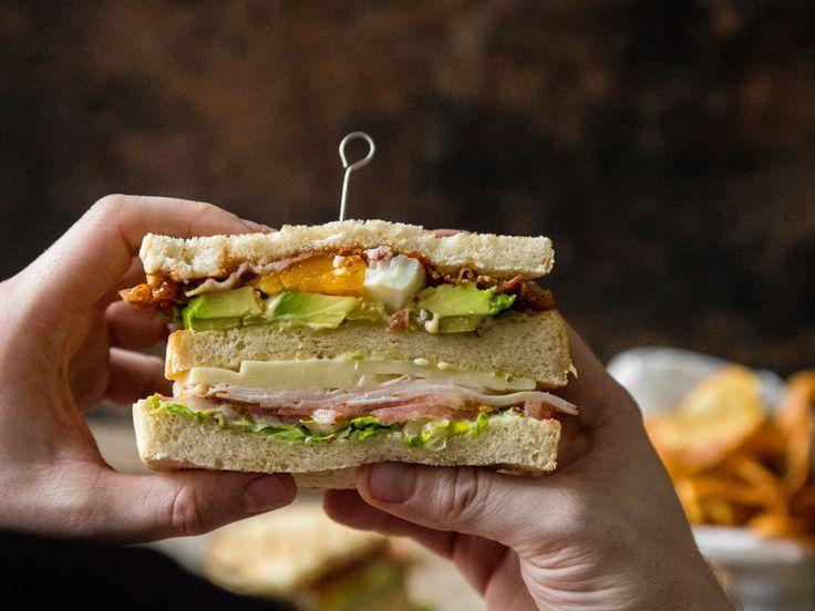 Auf die Faust - Club Sandwich Deluxe