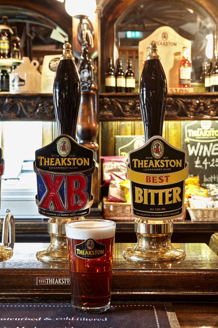 A Tasting Tour Of Yorkshire's Beers And Ales