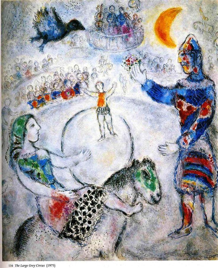4069 beste afbeeldingen over Artist: Chagall op Pinterest ... Chagall Afbeeldingen