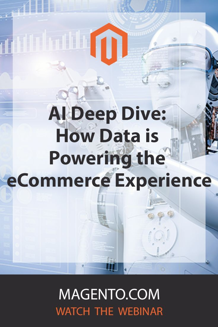 AI Deep Dive: How Data is Powering the eCommerce Experience