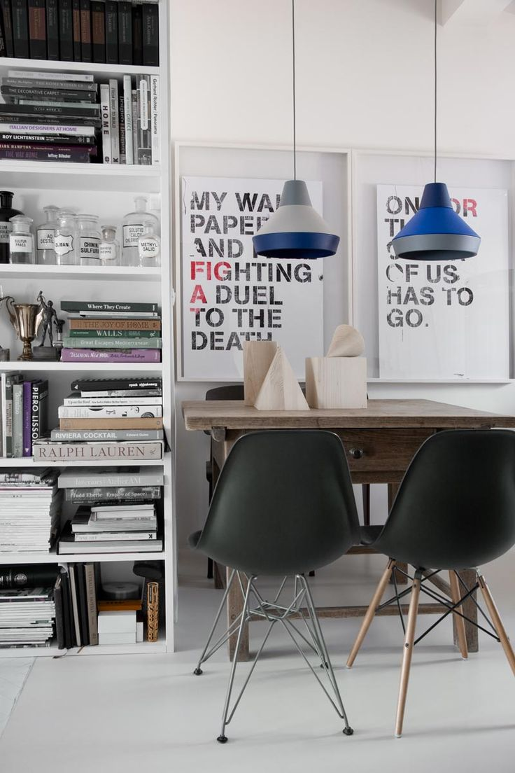 Eames molded plastic chair dining room - 317 Best Eames Molded Plastic Chairs Dowel And Eiffel Bases Images On Pinterest