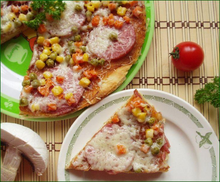 Anyu pizzája-hogy a rengeteg recept között megtalálják majd azt az egyet, amelyik a legjobban emlékeztet az otthon ízére