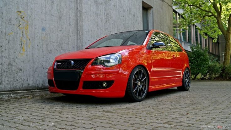 8 Best Vw Polo Gti 9n3 Images On Pinterest Image For