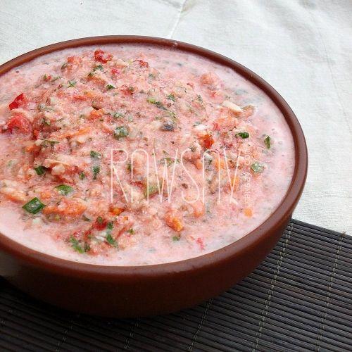 Суп томатный - Сыроедение, рецепты и диеты - Rawsay