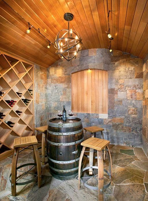 21 Best Cave À Vin Images On Pinterest | Wine Cellars, Wine